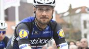 Boonen prolonge avec Etixx-Quick Step jusqu'en 2017