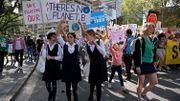 Le tour du monde de 24 heures de grève mondiale pour le climat en carte interactive et en images