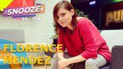 Florence Mendez a du mal avec le confinement (mais elle tient bon)