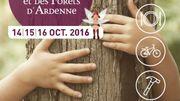 L'Oeil du Matin - Le 12ème week-end du bois et des forêts d'Ardenne