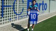 L'attaquant italien Pablo Osvaldo rejoint le FC Porto