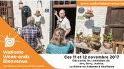 Wallonie Week-End Bienvenue... Des talents pluriels sur les ondes positives de VivaCité
