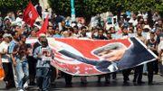 Des milliers de Tunisiens ont manifesté leur colère suite à l'assassinat du député d'opposition Mohamed Brahmi