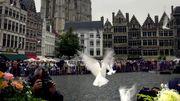 Des vestiges du 11e siècle découverts à Anvers