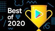 Google dévoile son classement des meilleurs jeux et applications de 2020