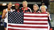 Les Etats-Unis qualifiés aux dépens de la France en Fed Cup