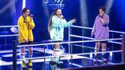 The Voice Kids - Battles (Matthew) : qui de Sadia, Jade ou Victoria a été choisie par son coach ?