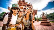 1,3 milliard de touristes dans le monde en 2017