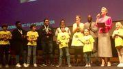 OUFtivi a remis son prix au Festival Anima !