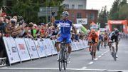 Nouvelle victoire de Quick-Step, Alaphilippe gagne la 1re étape en Slovaquie