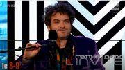 """Le chanteur français Matthieu Chedid alias """"M"""" nous propose un extrait de son album 'Lettre infinie'"""