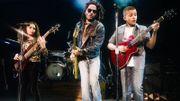 [Zapping 21] Lenny Kravitz invite deux enfants à jouer sur scène avec lui
