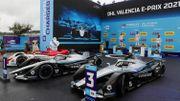 """Formule E, Stoffel Vandoorne 3e après être parti 24e : """"Je suis très surpris, je ne devrais pas être là"""""""