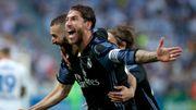 Le Real Madrid s'impose à Malaga et est sacré champion d'Espagne
