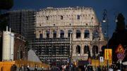 Italie: 18,5 millions d'euros pour le plancher du Colisée