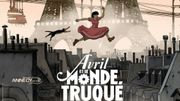 """César 2016 : """"Avril et le monde truqué"""" retenu pour le César du Meilleur film d'animation"""