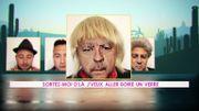 """""""Sortez-moi d'là"""" : la nouvelle chanson parodique de Fabian Le Castel"""