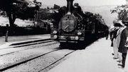 """Le film """" L'arrivée d'un train en gare de La Ciotat """" des frères Lumière a été remasterisé"""