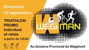 Un Thriathlon à Wégimont pour Viva For Life !