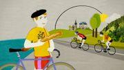 Le Tour de France 2017 à La Calamine...