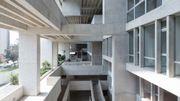"""Le bâtiment d'une université de Lima nommé """"construction de l'année"""" par un jury d'architectes britanniques"""