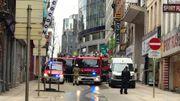 Saint-Josse : Un incendie sur un chantier au club Mirano