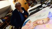 """Manara """"sublime"""" la beauté de Brigitte Bardot, icône de la révolution sexuelle"""