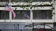 Un homme arrêté, soupçonné de projeter un attentat contre l'ambassade des Etats-Unis à Bruxelles