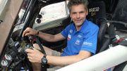Des problèmes moteur coûtent la première place à Stéphane Henrard au Maroc Desert Challenge