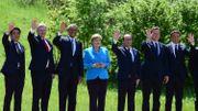 Qui dit G7, dit 7 chefs d'État.