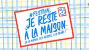 #JeResteALaMaison un premier e-festival en confinement