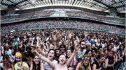 Combien rapportent les concerts?
