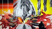 Décès de James Rosenquist, un des pionniers du pop art