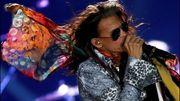 Steven Tyler d'Aerosmith est malade