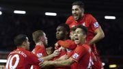 Benteke buteur décisif face au leader Leicester