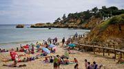 Portugal: une appli pour commander des beignets à la plage
