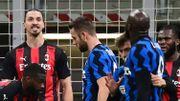La fédération italienne ouvre une procédure après l'incident entre Lukaku et Ibrahimovic