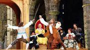 Cyrano croise le fer et les mots à l'Abbaye de Villers-la-Ville
