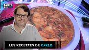 La Tortilla aux courgettes selon Carlo de Pascale