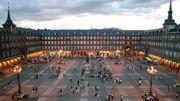 La balade de Carine : Madrid