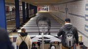 David Bowie envahit une station du métro de New York, devenue musée
