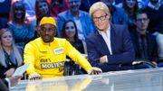 """La légende belge du sport, Eddy Merckx, et Michel Lecomte dans le """"Très très Grand Cactus"""" !"""