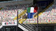 Premiers échos du paddock de Monza sans le moindre tifosi…