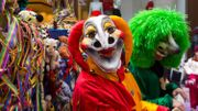Bienvenue au 25ème Carnaval de Martelange