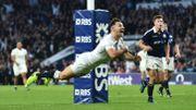 L'Angleterre remporte son deuxième Tournoi des six nations d'affilée