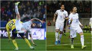 L'Espagne arrache un partage et sa qualif, l'Italie plante 5 buts