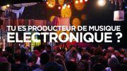Concours à destination des producteurs de musiques electroniques