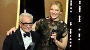 Martin Scorsese et Cate Blanchett ont ouvert le 71e Festival de Cannes