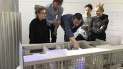 Des étudiants en architecture imaginent la chambre du futur au CHU de Liège