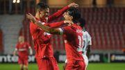 Europa League: exploit de l'Antwerp vainqueur face à Tottenham et seul en tête de son groupe